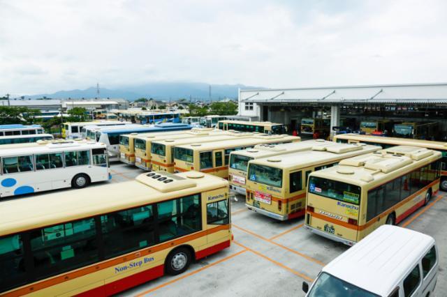 神奈川中央交通東 大和営業所の画像・写真